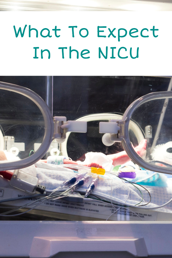 What To Expect In The NICU