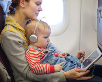 Avoid the Meltdown of Flying Toddlers