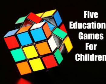 5 Educational Games for Children