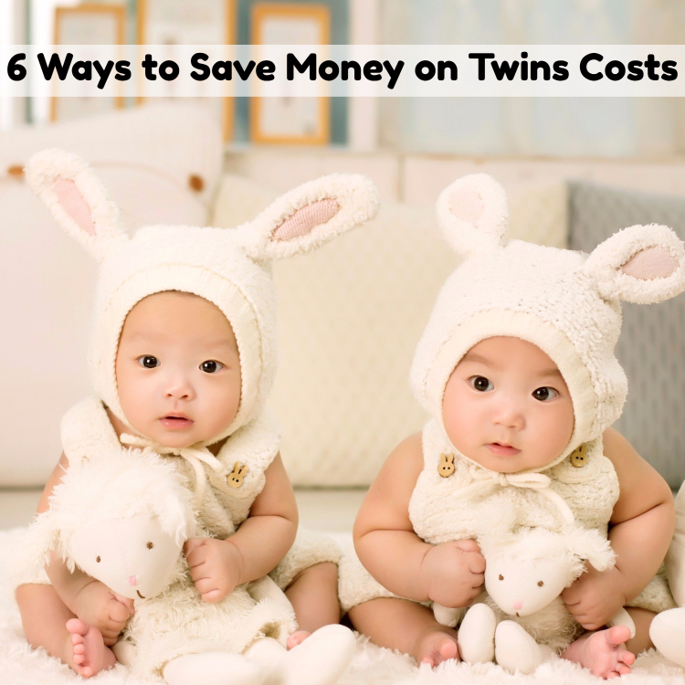 6 Ways to Save Money on Twins Costs