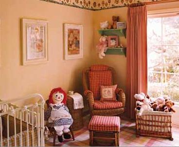 Nursery  Babys Room Basics