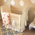 Safe, Comfortable, Stylish Nursery