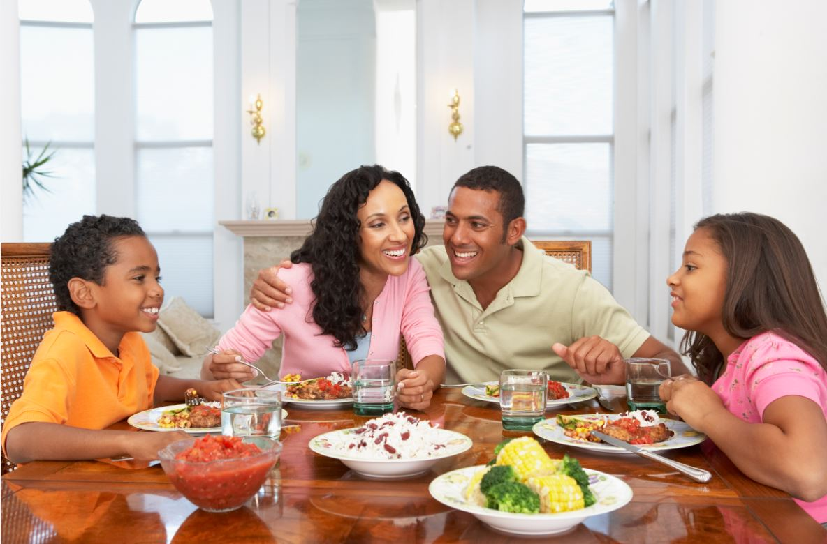 What Are The Best Ways To Get Whole Family On Board Living A Healthier Lifestyle