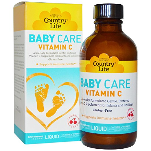 Should My Baby Take Vitamin C Preemie Twins Baby Blog