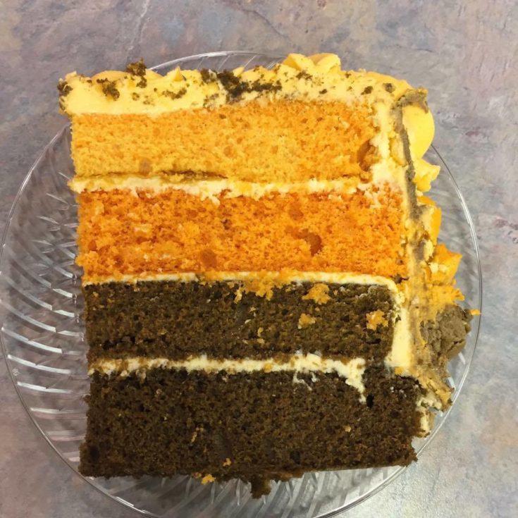 Autumn Layer Cake