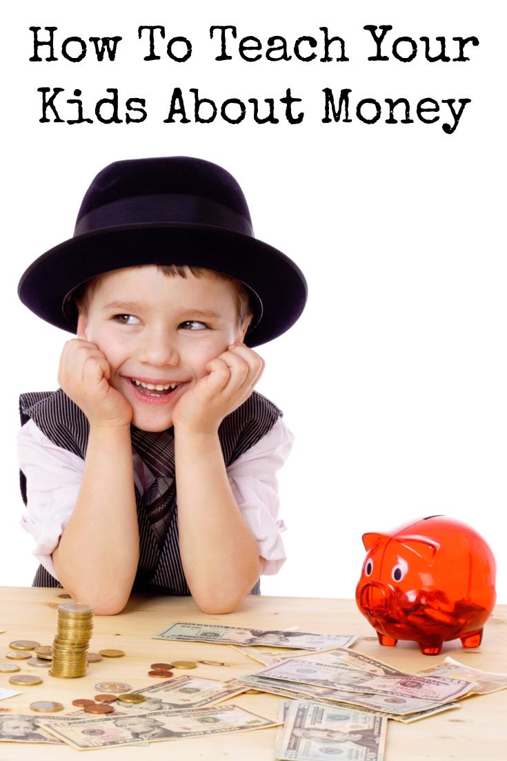 frugal children  5 ways to teach your kids about money
