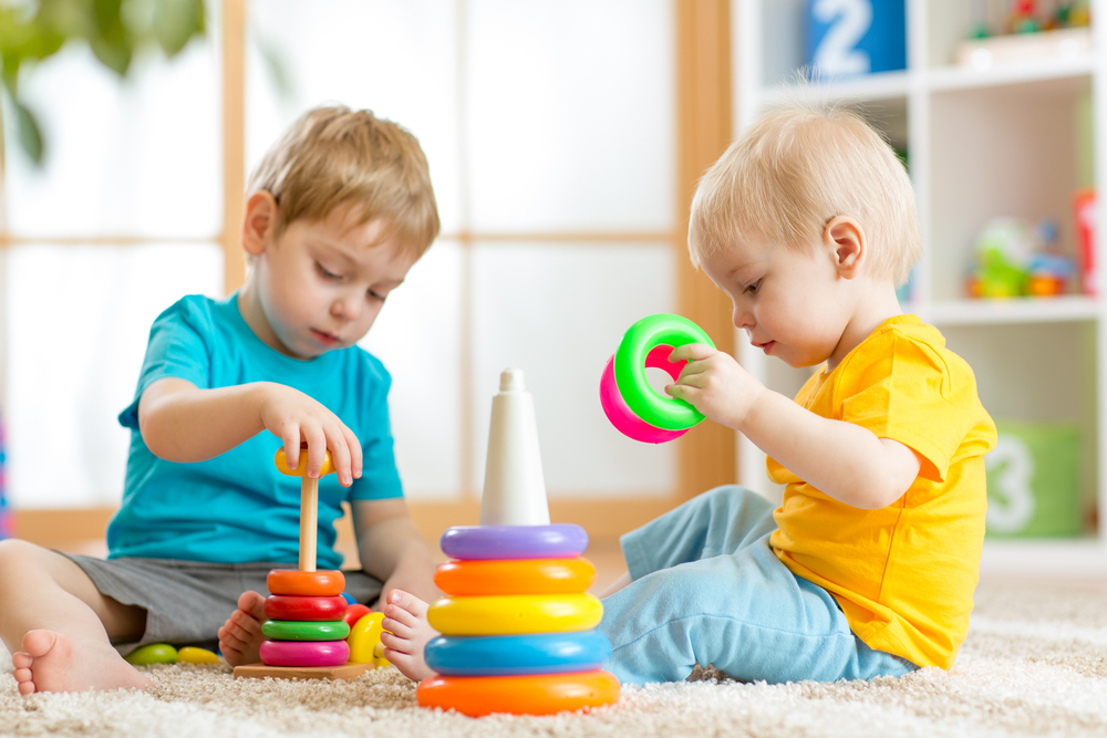 Children Playing Together Preemie Twins Baby Blog