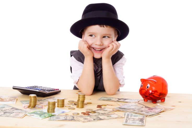 Frugal Children: 5 Ways to Teach Your Kids About Money