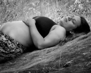 Sick & Pregnant Woman Photo