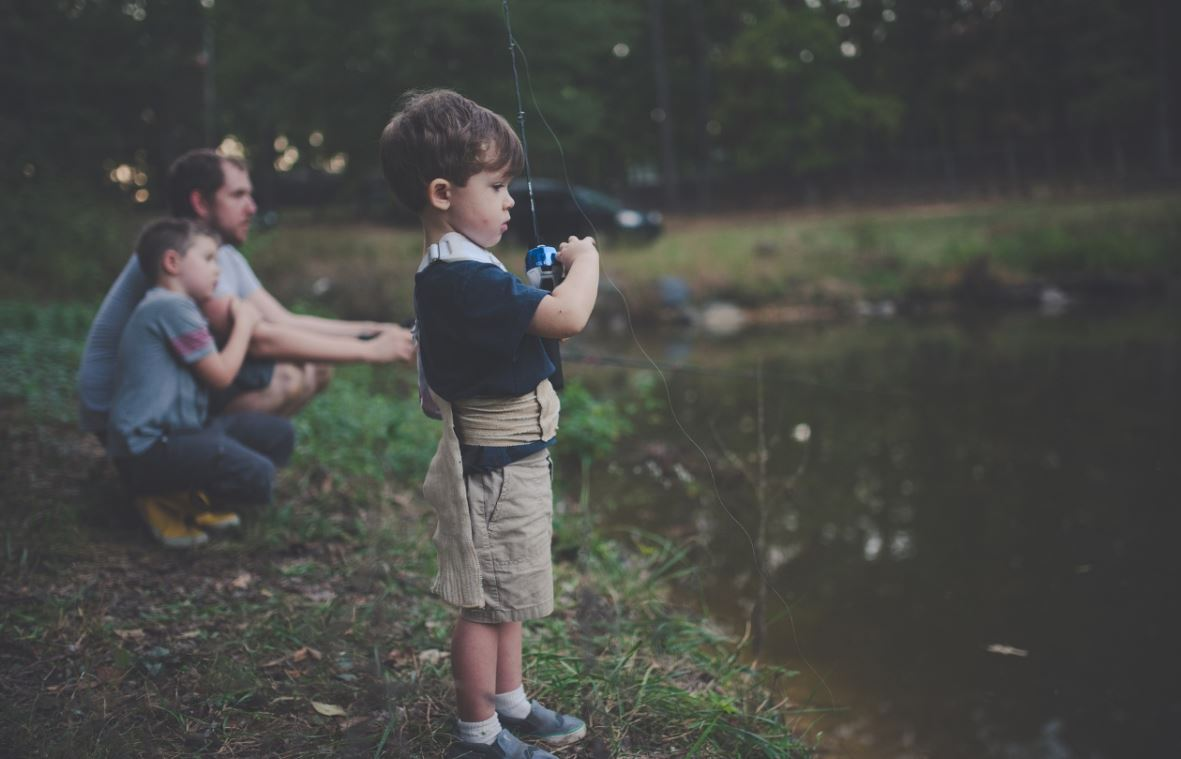 Gone Fishin How to Prepare for Your Father-Son Weekend ...