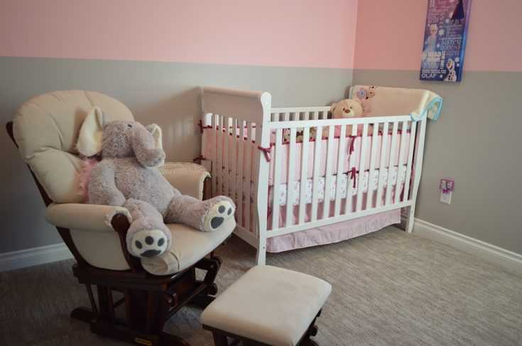 How to Renovate and Reorganize Your Child's Nursery