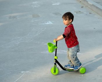 Choose the Best Kids' Scooter: Useful Tips
