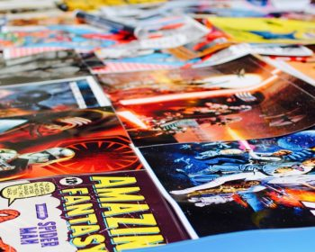 5 Reasons Comic Books are Great for Kids