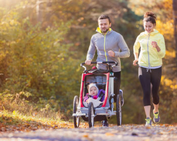 The Safest Ways to Run with a Jogging Stroller