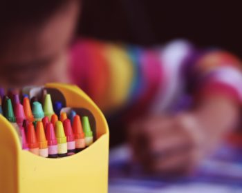 Encourage Your Little One To Draw: Ideas To Spark Your Child's Creativity