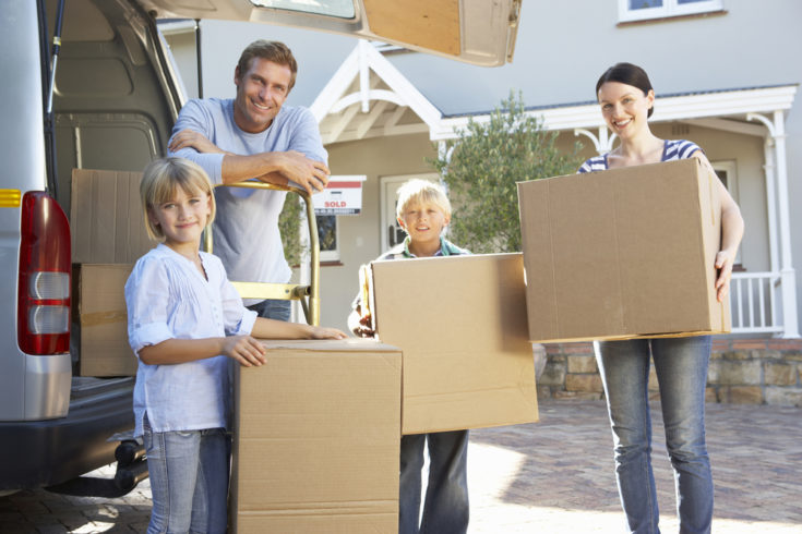 How to Successfully Move across the Country with Your Family