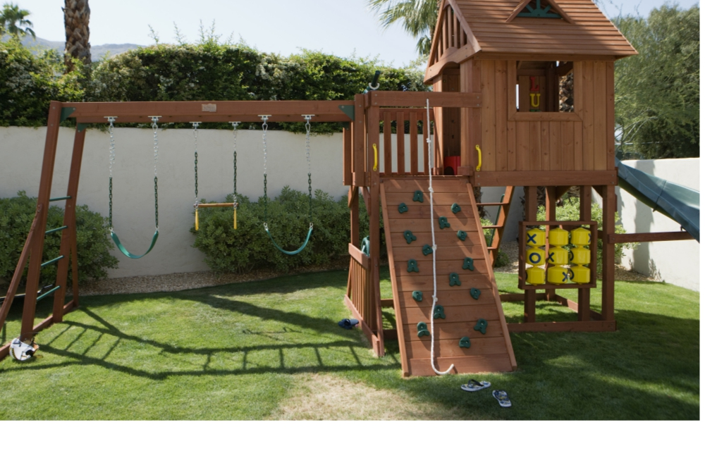 Building The Perfect Backyard Playground For Your Kids ...