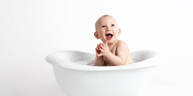 Revolutionizing Bath Time How to Instill Healthy Bathing Habits in Young Children