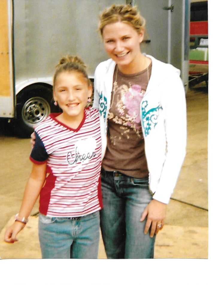 Macy Met Jennifer Nettles