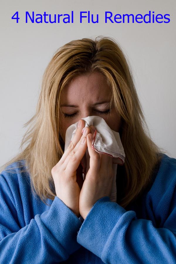 4 Natural Flu Remedies