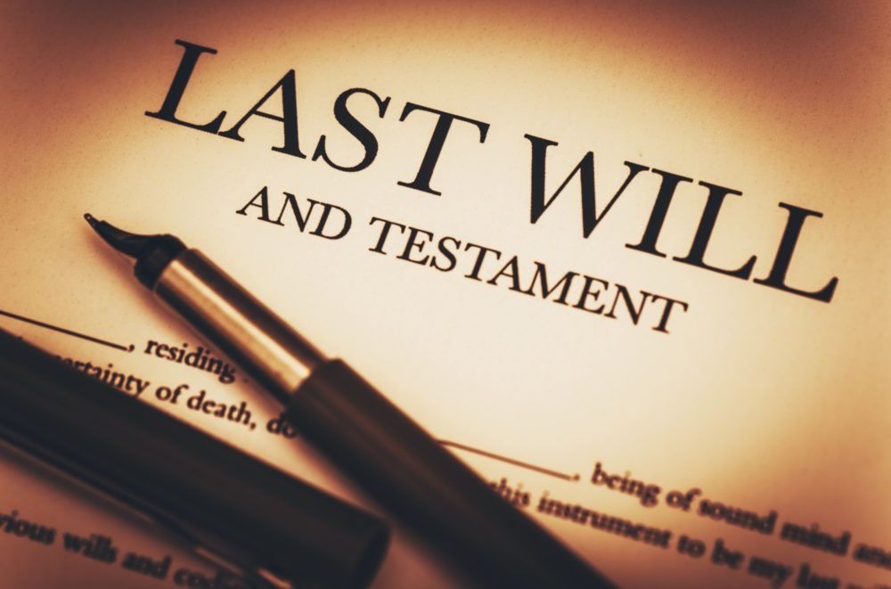 do you need a lawyer to make a will