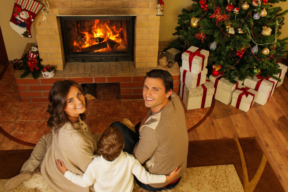 Take Advantage Of Sitting By A Fire