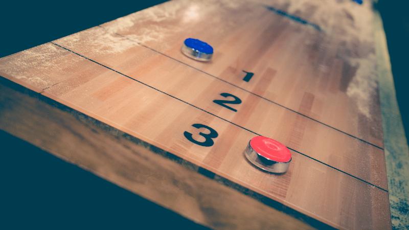 Best Shuffleboard Table