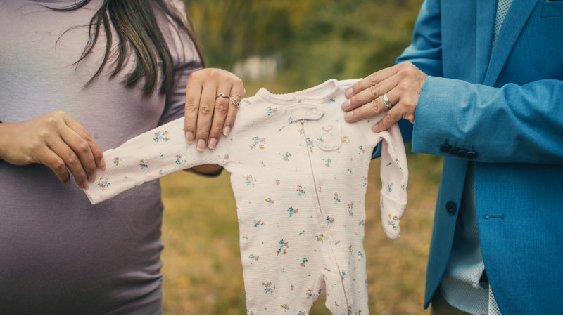Save Baby Clothes