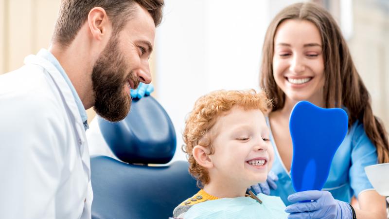 best dentist for kids